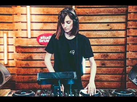 Amelie Lens – live bij Studio Brussel