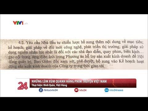 Những lùm xùm quanh Hãng phim truyện Việt Nam   VTV24