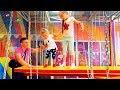 Melissa la NINJA PARK | Teren de joaca pentru Copii la Wonderland Chisinau