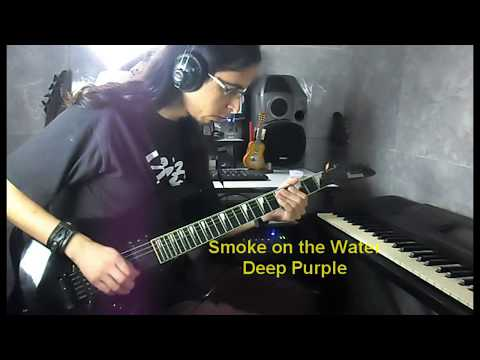 Smoke on the water   with guitar rig 5 + preset download #deeppurple