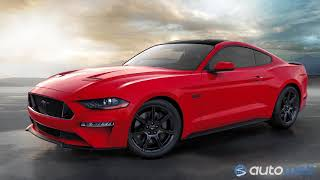 Best Sports Car: 2018 Ford Mustang - AutoWeb Buyer's Choice Award Winner