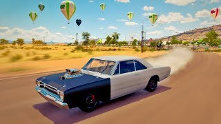 Forza Horizon 3 GoPro - Dodge Dart V12 4X4 BiTurbo ‹ ZoiooGamer ›