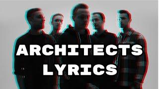 Architects - From The Wilderness w/ lyrics