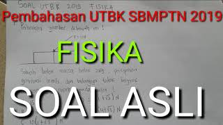 Download Video Pembahasan Fisika UTBK SBMPTN 2019 MP3 3GP MP4