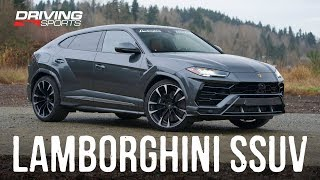 2019 Lamborghini Urus SSUV - Is it Worth $200,000? Full Review #drivingsportstv