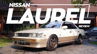 Mobil Tanpa Pilar B   Nissan Laurel C33 Review