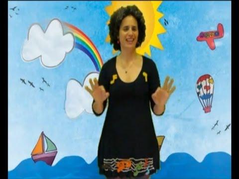 Canción infantil en LSE «Mi familia»
