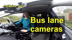 What happens if you get caught on a bus lane camera?
