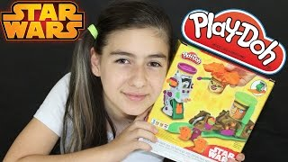 Play Doh Star Wars Massinha de Modelar ( Super Massa, Diferente, Filme) Play Dough