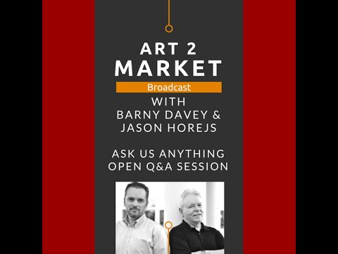 Art 2 Market | Ask us Anything | Free Broadcast Tuesday, April 14