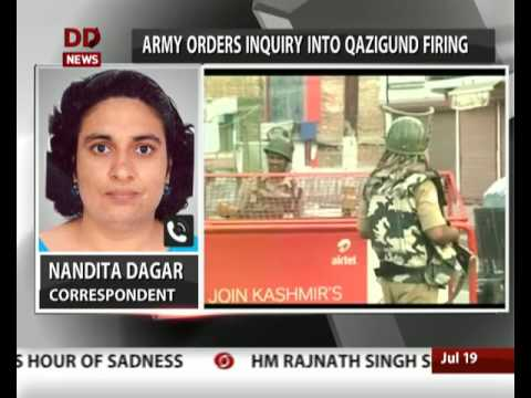 J&K: Army orders inquiry into Qazigund firing incident