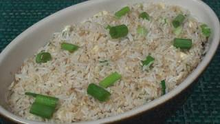 Simple Egg Fried Rice Recipe