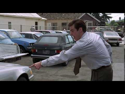 Liar Liar Movie Quote – You scratched my car
