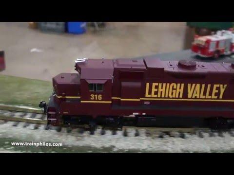 East Coast Large Scale Railway Show; York, Pennsylvania