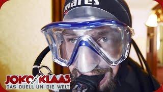 Klaas in Budapest |  | Joko gegen Klaas - Duell um die Welt | 26.09. um 20:15 Uhr auf ProSieben