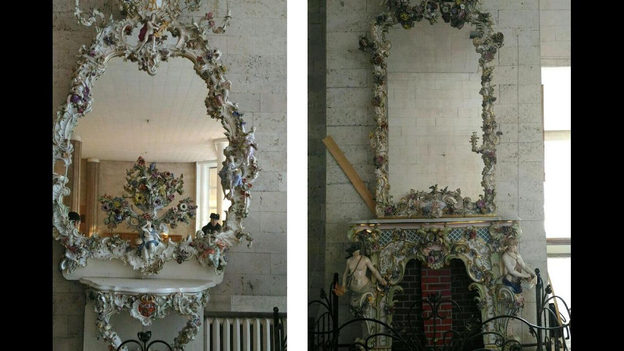 Дизайнеры многим советуют купить простое недорогое зеркало небольшого размера или наоборот, установить его размером во всю стену, и еще устроить зеркальный потолок. Так делают сегодня многие звезды голливуда. Такая продукция обычно выполнена в дорогом канте, в розовом цвете или в.