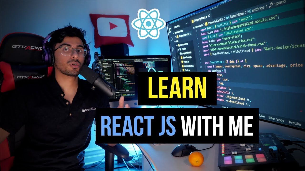 How to become a Full-Stack Developer with React JS
