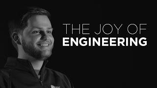 The Joy of Engineering - Peter Garnache
