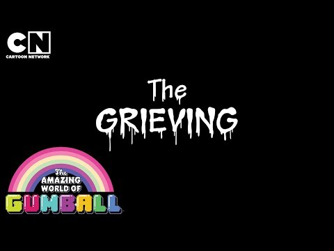 The Amazing World of Gumball | LOST Episode: The Grieving | Cartoon Network