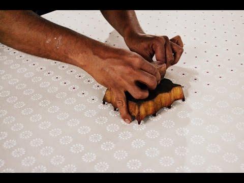 Hand Block Print, Jaipur