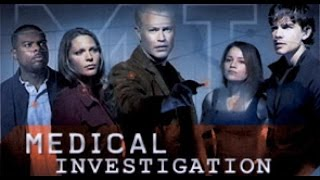 Medical Investigation Episode 1 Pilot