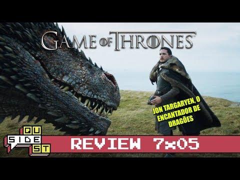 Game of Thrones 7x05 - Eastwatch  - Review, reação, análise e teorias