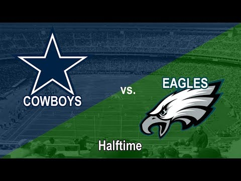 Dallas Cowboys at Philadelphia Eagles 1989 Halftime. THE NFL TODAY. December 10, 1989