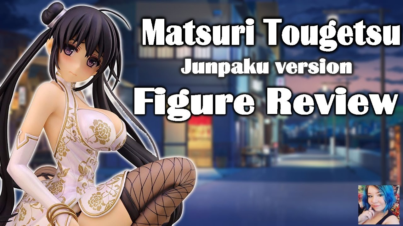 HENTAI figure review + Unboxing Comic Aun - Junpaku ver. 1/6 Figure & Exclusive Bonus