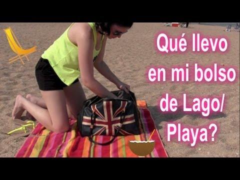 ♥ Qué llevo en mi bolso de Lago/Playa ♥