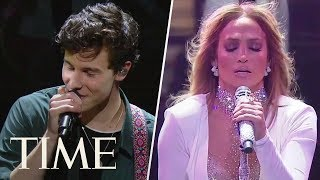 Jennifer Lopez, Shawn Mendes, Nicole Kidman & The Best Moments From TIME 100 Gala | TIME 100 | TIME