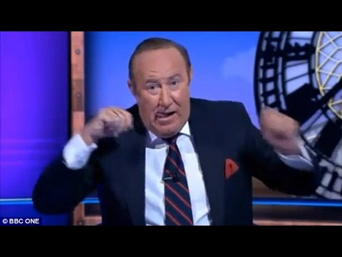 "Green Party ""car crash"" interview with Andrew Neil"