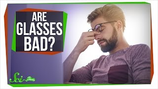 Do Glasses Ruin Your Eyesight?