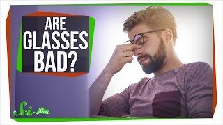 Do Glasses Ruin Your Eyesight?