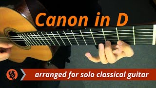 Canon in D Major - Johann Pachelbel (P.37, T.337, PC.358)