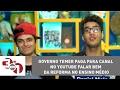 Governo paga canal do YouTube pra falar da reforma do ensino médio