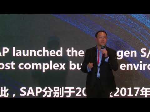 SAP's Digital Transformation Journey