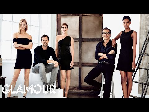 Karlie Kloss, Hilary Rhoda, and Grace Mahary On Fall Style - Runway Reports | Fashion | Glamour