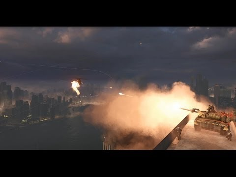 BF4: Dawn of the Tank