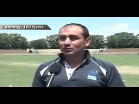 Rugby India -   IRB Get Into Rugby (GIR)  Srinagar, J&K