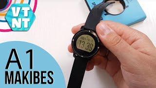Спортивные смарт часы Makibes Aerobic A1