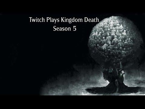 Year 21+ (Lion God) - Twitch Plays Kingdom Death - S5