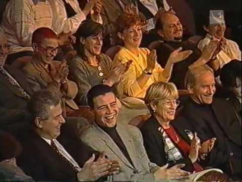 Večer Milana Markoviča - december 2000 (Do sita)