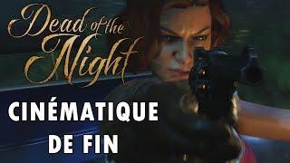 La nuit des morts — Cinématique de fin