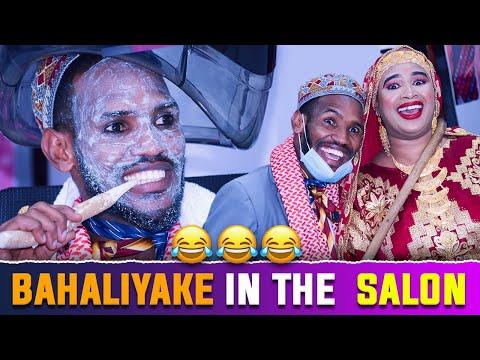 Download Kiswahili Version | Bahali yake in the salon😂😂😂