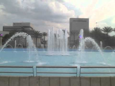 Friendship Fountain - Jacksonville Florida