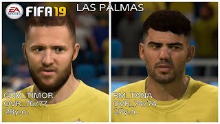 FIFA19 NEW REAL FACE LIST PART 1