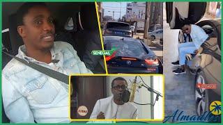 Wally Seck fait une promesse à Youssou Ndour avant de dévoiler le prix de sa Lamborghini