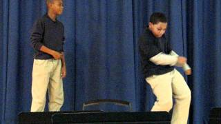 Collington Square School of the Arts Winter Program - Part 16