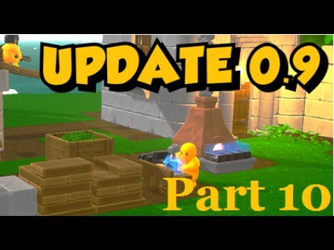 Castle Story 0.9 Update l Exile Invasion l Part 10