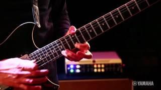 """I Play Yamaha""- Jeff Schroeder"